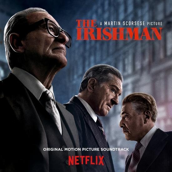 Cover The Irishman (Original Motion Picture Soundtrack)