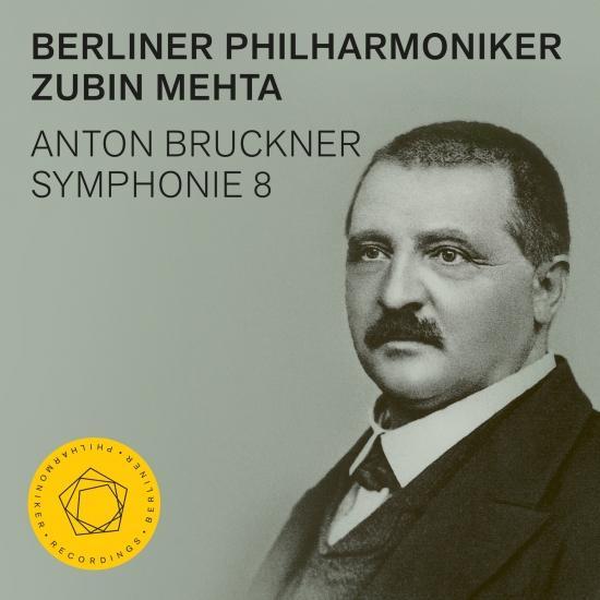 Cover Anton Bruckner: Symphonie 8
