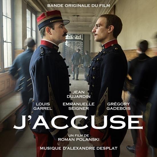 Cover J'accuse (Bande originale du film)