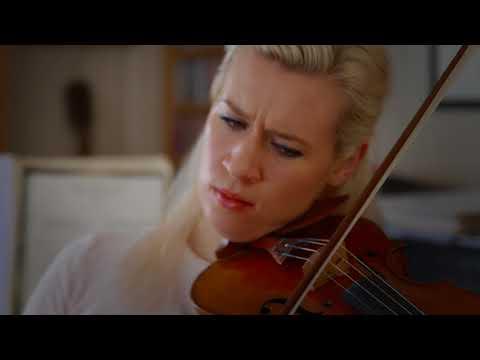 Video Eldbjørg Hemsing - Borgström violin concerto and Shostakovich violin concerto no. 1