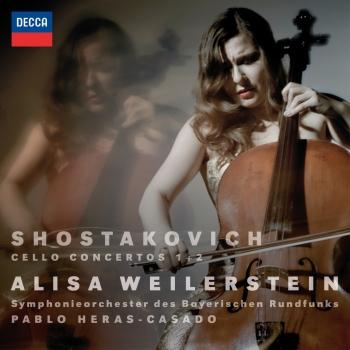 Cover Shostakovich: Cello Concertos Nos. 1 & 2