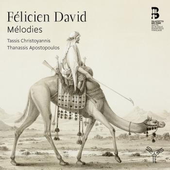 Cover Félicien David: Mélodies
