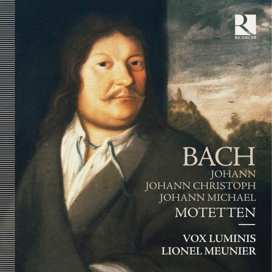 Cover J. Bach / J.C. Bach / J.M. Bach: Motetten
