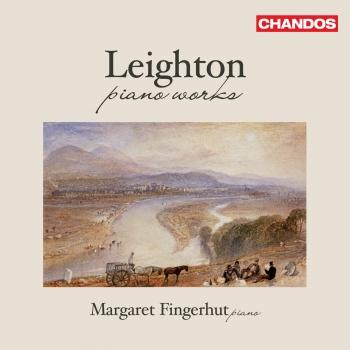 Cover Leighton: Solo Piano Works