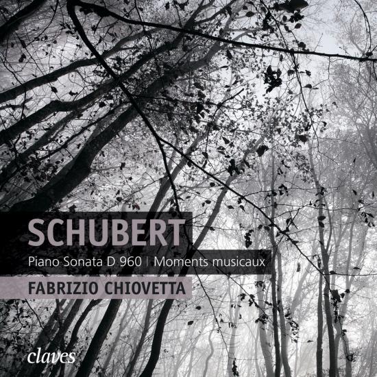 Cover Schubert: Piano Sonata, D. 960 - Moments musicaux, D. 780