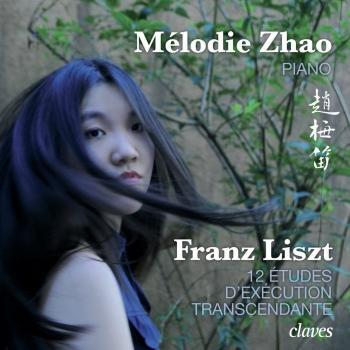 Cover Franz Liszt: 12 Études d'exécution transcendante, S. 139