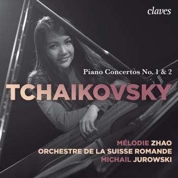 Cover Tchaikovsky, Piano Concertos No. 1 & 2