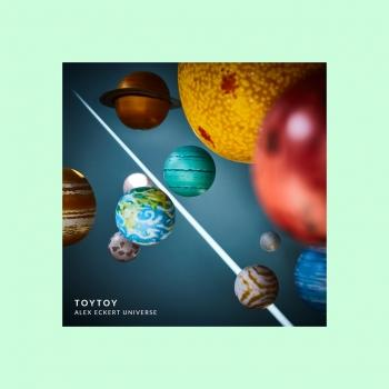 Cover Alex Eckert Universe
