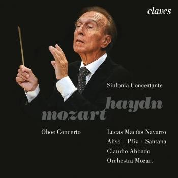 Cover Mozart: Oboe Concerto K. 314 - J. Haydn: Sinfonia concertante, Hob. I:105