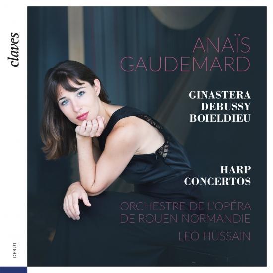 Cover Harp Concertos