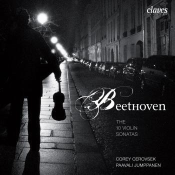 Cover Beethoven: Complete Sonatas for Piano & Violin