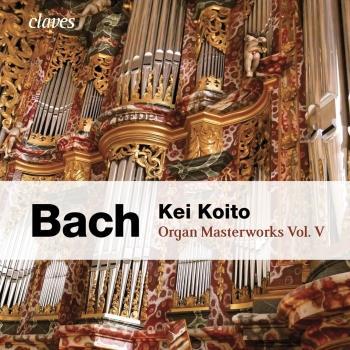 Cover Bach: Organ Masterworks, Vol. V