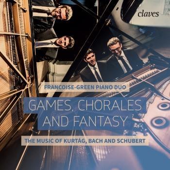 Cover Games, Chorales & Fantasy