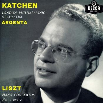 Cover Liszt: Piano Concertos Nos.1 & 2