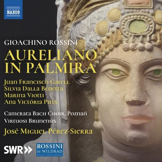 Cover Rossini: Aureliano in Palmira (Live)