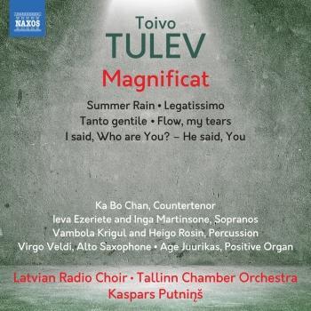 Cover Tulev: Magnificat