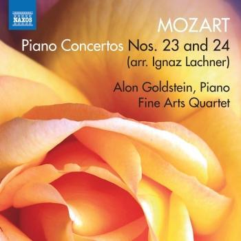Cover Mozart: Piano Concertos Nos. 23 & 24 (Arr. I. Lachner)