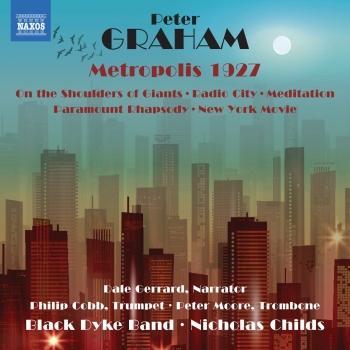 Cover Graham: Metropolis 1927