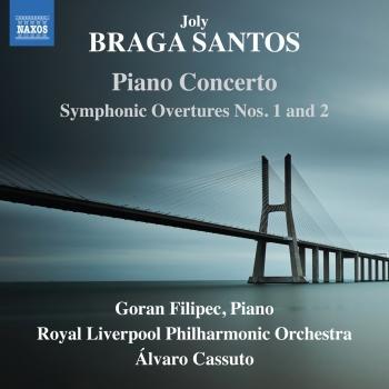 Cover Braga Santos: Orchestral Works