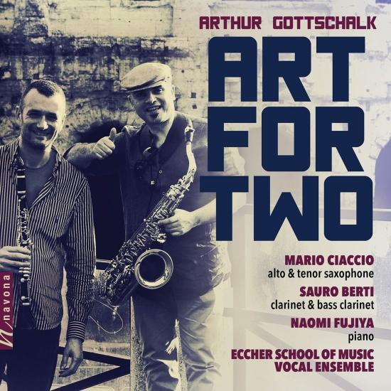 Cover Arthur Gottschalk - Art for Two