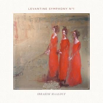 Cover Levantine Symphony No. 1