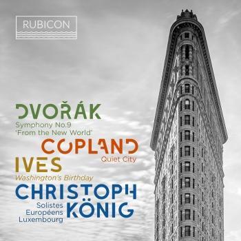 Cover Dvorak: Symphony No. 9 'From the New World'