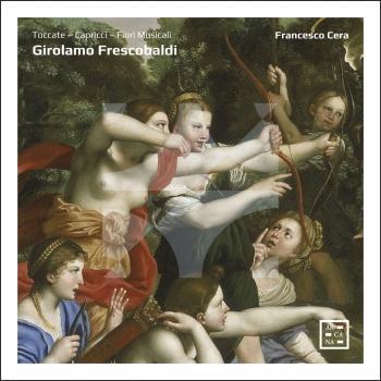 Cover Frescobaldi: Toccate - Capricci - Fiori Musicali