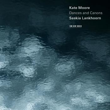 Cover Kate Moore: Dances And Canons
