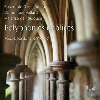 Cover Polyphonies oubliées - Faux bourdons