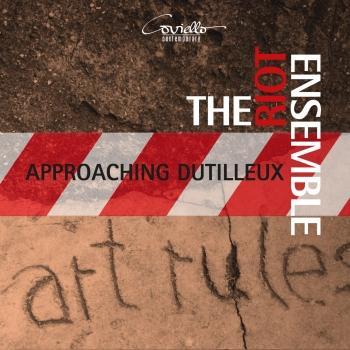 Cover Approaching Dutilleux Approaching Dutilleux