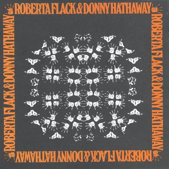 Cover Roberta Flack & Donny Hathaway