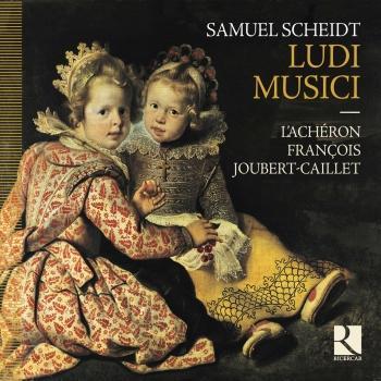 Cover Scheidt: Ludi musici (Excerpts)