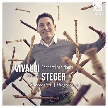 Cover Vivaldi: Concerti per flauto