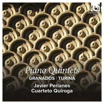 Cover Granados & Turina: Piano Quintets