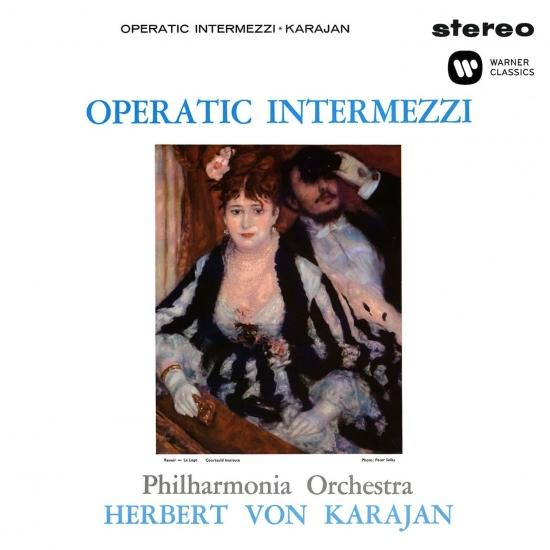 Cover Operatic Intermezzi