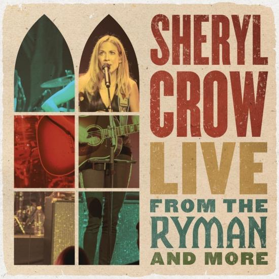 Cover Live From the Ryman And More