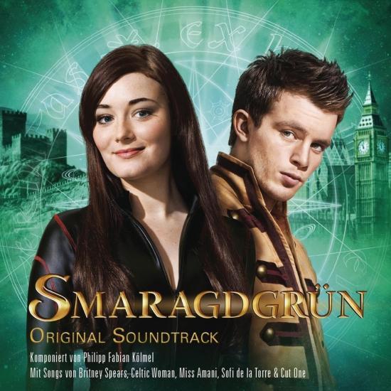 Cover Smaragdgrün (Original Motion Picture Soundtrack)