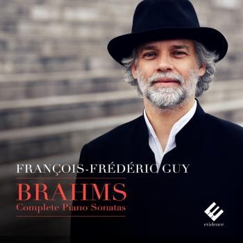Cover Brahms: Complete Piano Sonatas
