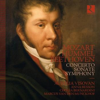 Cover Mozart, Hummel & Beethoven: Concerto, Sonate, Symphony