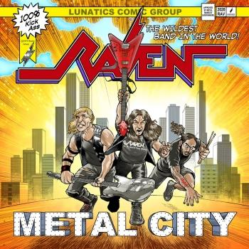 Cover Metal City