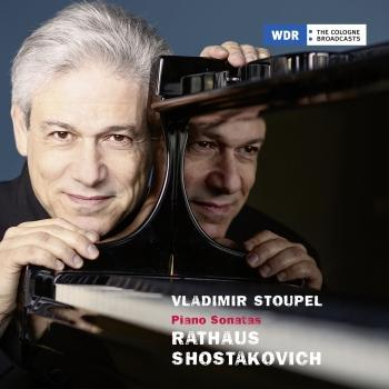 Cover Rathaus & Shostakovich: Piano Sonatas