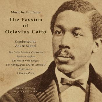 Cover The Passion of Octavius Catto