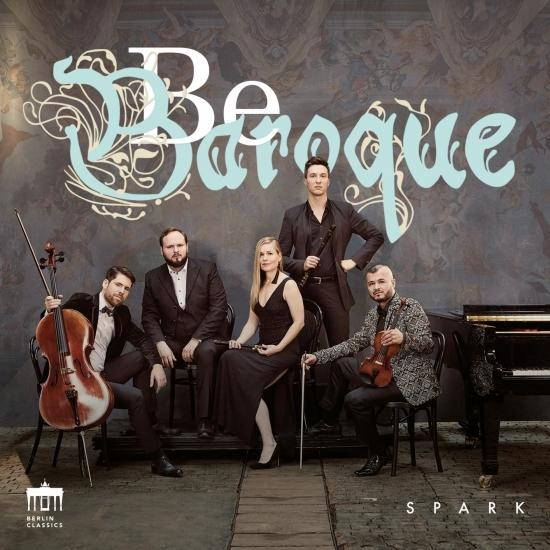 Cover Be Baroque