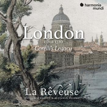 Cover London circa 1720: Corelli's Legacy