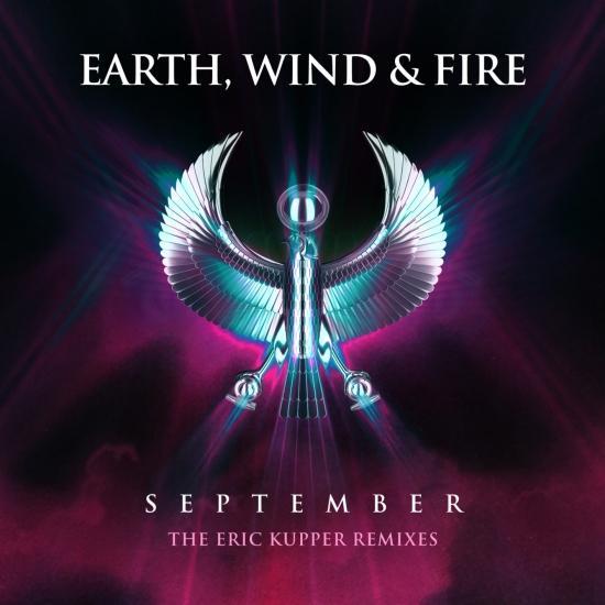 Cover September (Eric Kupper Remix)