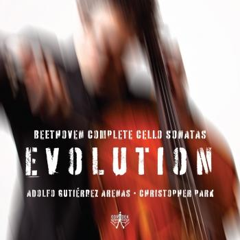 Cover Evolution: Beethoven Complete Cello Sonatas