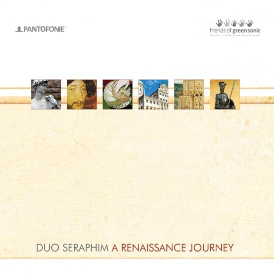 Cover A Renaissance Journey (Kunstkopf / Artifical Head Recording in PANTOFONIE®)
