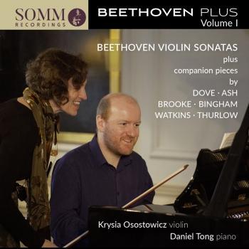 Cover Beethoven: Violin Sonatas Nos. 1-5 & 8