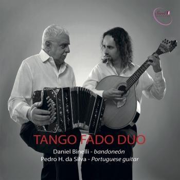 Cover Tango Fado Duo
