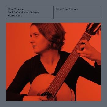Cover Bach & Castelnuovo-Tedesco: Guitar Music